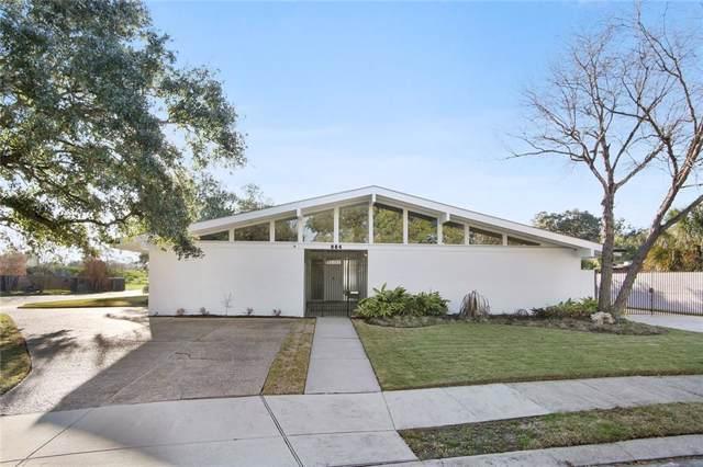 884 Crystal Street, New Orleans, LA 70124 (MLS #2235940) :: Parkway Realty