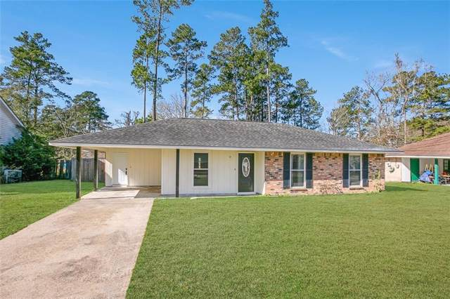 26817 Pen Drive, Walker, LA 70785 (MLS #2236010) :: Robin Realty