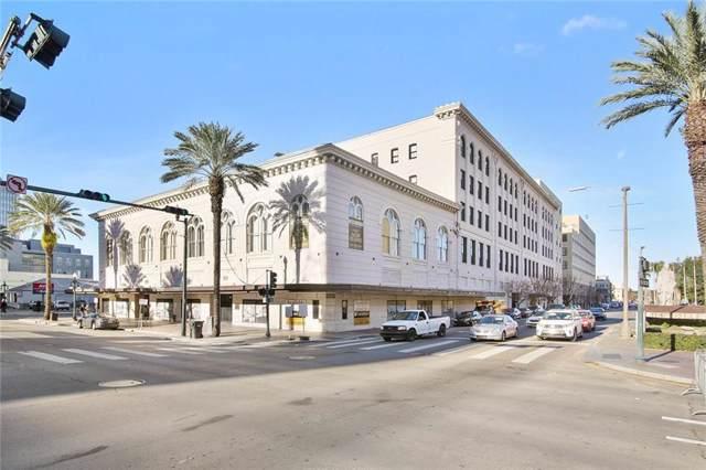 1201 Canal Street #414, New Orleans, LA 70112 (MLS #2236386) :: Inhab Real Estate