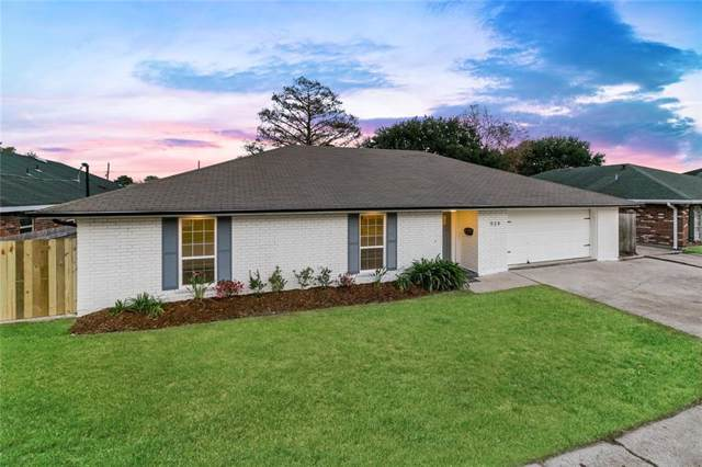 929 Oaklawn Drive, Metairie, LA 70005 (MLS #2236429) :: Turner Real Estate Group