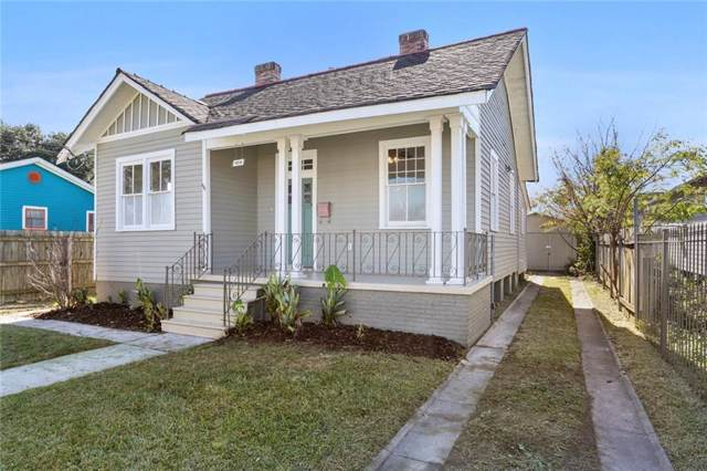 5814 Burgundy Street, New Orleans, LA 70117 (MLS #2236440) :: Crescent City Living LLC
