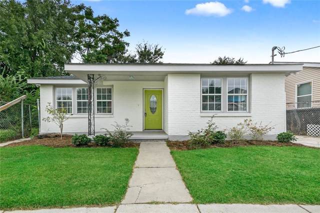 918 Gordon Street, New Orleans, LA 70117 (MLS #2236487) :: Crescent City Living LLC
