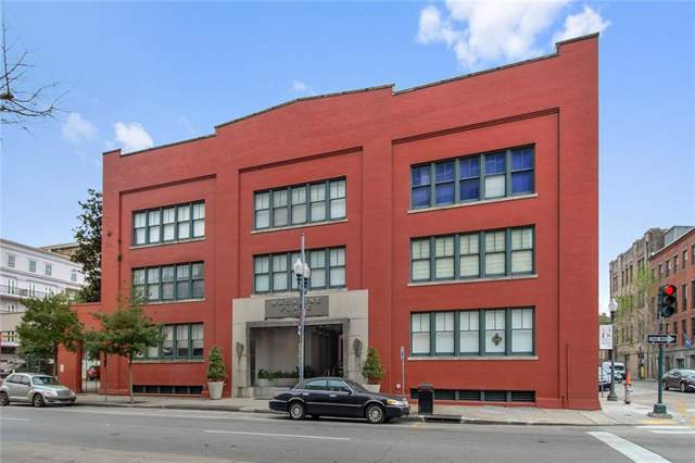 760 Magazine Street #224, New Orleans, LA 70130 (MLS #2236560) :: Turner Real Estate Group