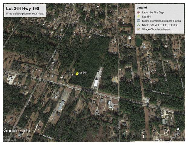 Lot 364 Hwy 190 Highway, Lacombe, LA 70445 (MLS #2236619) :: Robin Realty