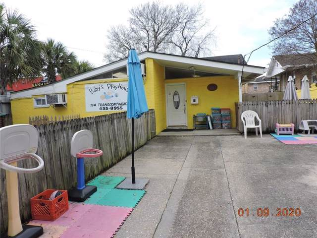 114 Transcontinental Drive, Metairie, LA 70001 (MLS #2236639) :: Turner Real Estate Group