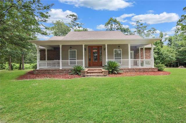 39381 Howes Cemetery Road, Ponchatoula, LA 70454 (MLS #2236650) :: Amanda Miller Realty