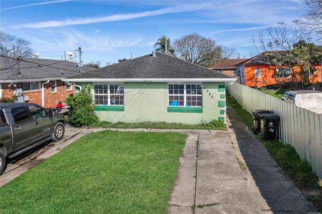 4963 N Rampart Street, New Orleans, LA 70117 (MLS #2236798) :: Crescent City Living LLC