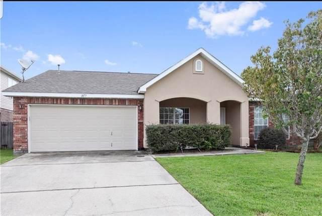 1673 Nottingham Drive, Marrero, LA 70072 (MLS #2236967) :: Top Agent Realty