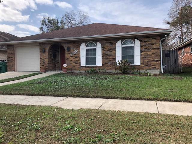 3100 Taft Park, Metairie, LA 70002 (MLS #2237324) :: Top Agent Realty