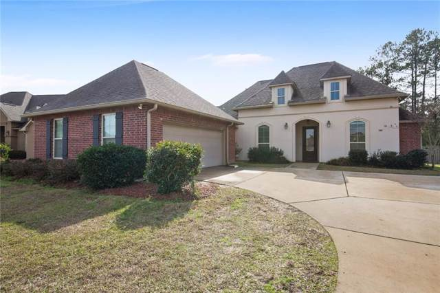 257 Mack Lane, Madisonville, LA 70447 (MLS #2237523) :: Turner Real Estate Group