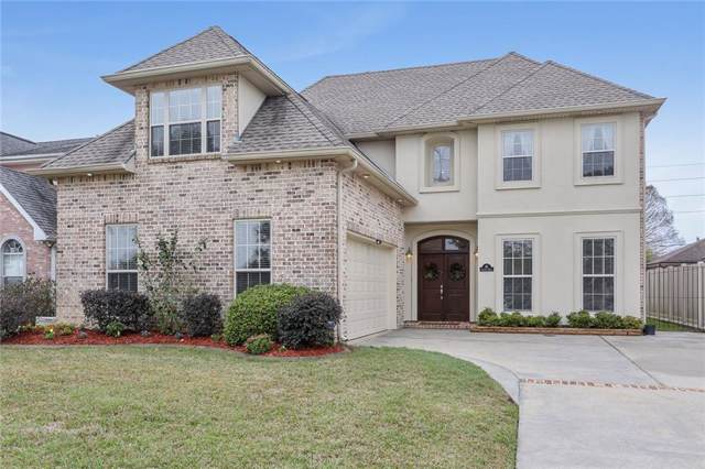 65 Chateau Du Lac, Kenner, LA 70065 (MLS #2237566) :: Parkway Realty