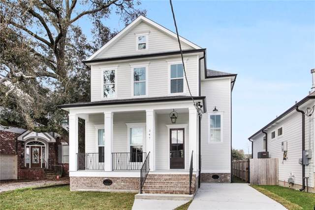 347 20TH Street, New Orleans, LA 70124 (MLS #2237705) :: Turner Real Estate Group