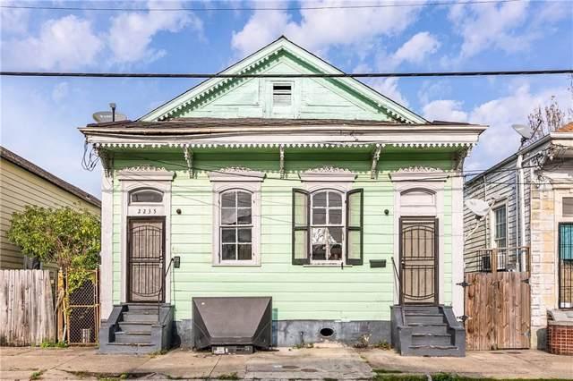 2233 Saint Philip Street, New Orleans, LA 70119 (MLS #2237718) :: Turner Real Estate Group