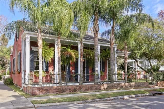 5831 Laurel Street, New Orleans, LA 70115 (MLS #2237722) :: Turner Real Estate Group