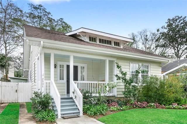 2501 Audubon Street, New Orleans, LA 70125 (MLS #2237762) :: Inhab Real Estate