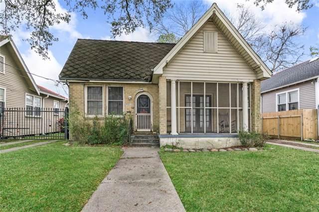 9021 S Claiborne Avenue, New Orleans, LA 70118 (MLS #2237765) :: Inhab Real Estate