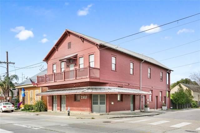 3901 Tchoupitoulas Street #2, New Orleans, LA 70115 (MLS #2237909) :: Watermark Realty LLC