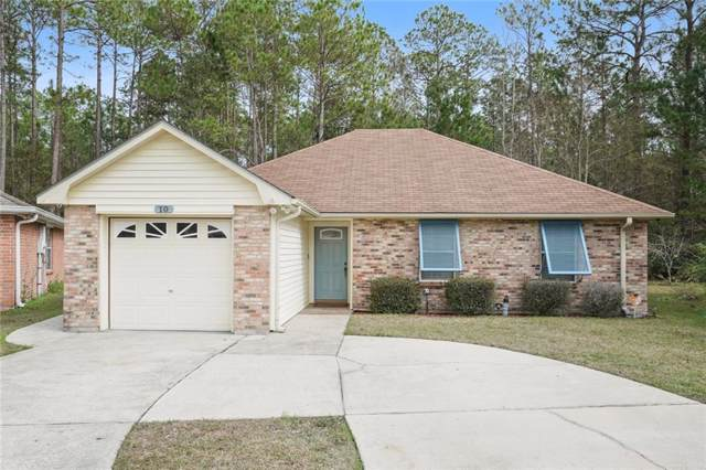 10 Cypress Loop, Slidell, LA 70460 (MLS #2237969) :: Turner Real Estate Group