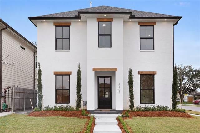 1401 Seminole Avenue, Metairie, LA 70005 (MLS #2238002) :: Turner Real Estate Group