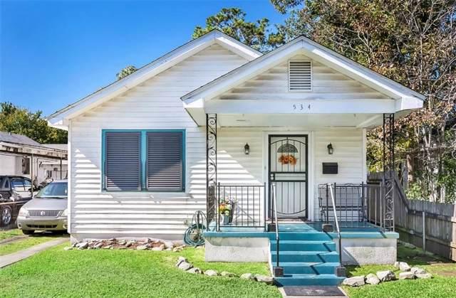 534 Brown Avenue, Harvey, LA 70058 (MLS #2238011) :: Turner Real Estate Group