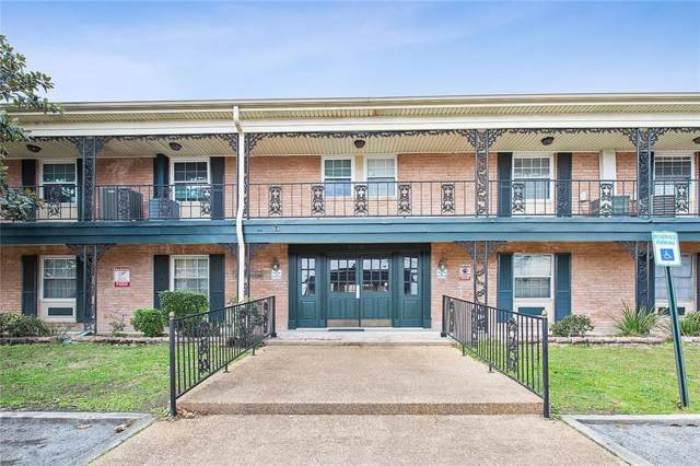 3030 Edenborn Avenue #209, Metairie, LA 70002 (MLS #2238037) :: Crescent City Living LLC