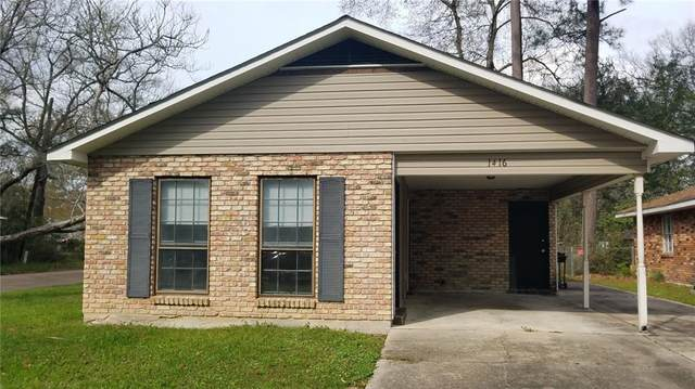 1416 Hooks Drive, Hammond, LA 70401 (MLS #2238074) :: Nola Northshore Real Estate