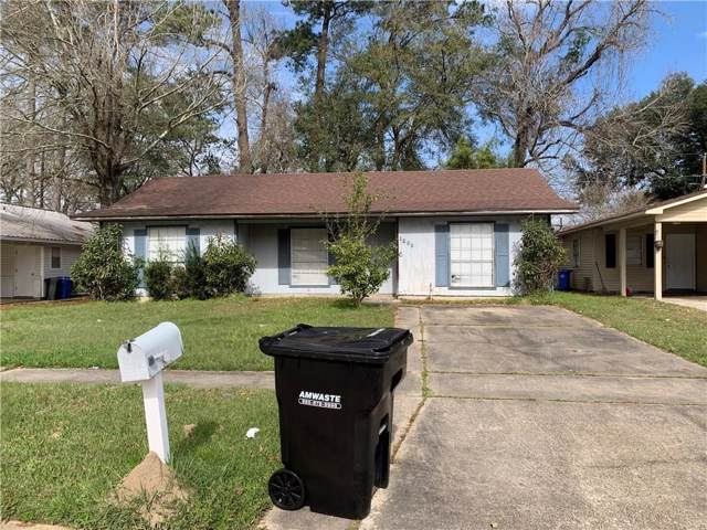 1308 Hooks Drive, Hammond, LA 70401 (MLS #2238076) :: Watermark Realty LLC