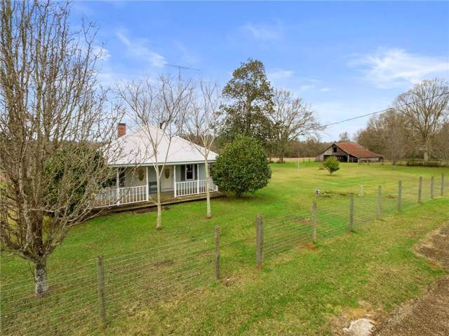 27165 Harvey Road, Franklinton, LA 70438 (MLS #2238080) :: Crescent City Living LLC