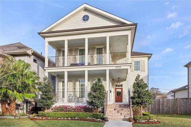 6559 Louisville Street, New Orleans, LA 70124 (MLS #2238104) :: Parkway Realty