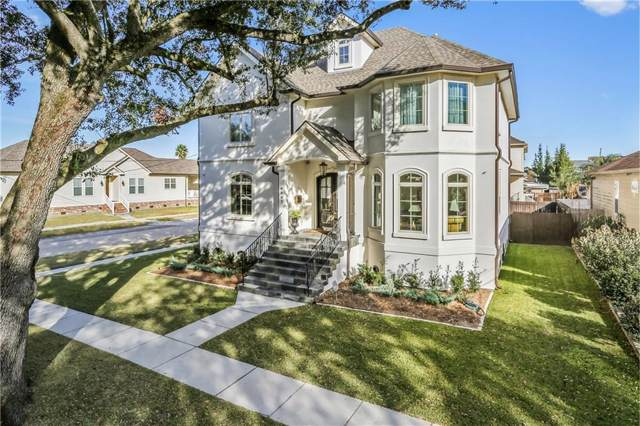6641 Bellaire Drive, New Orleans, LA 70124 (MLS #2238164) :: Parkway Realty