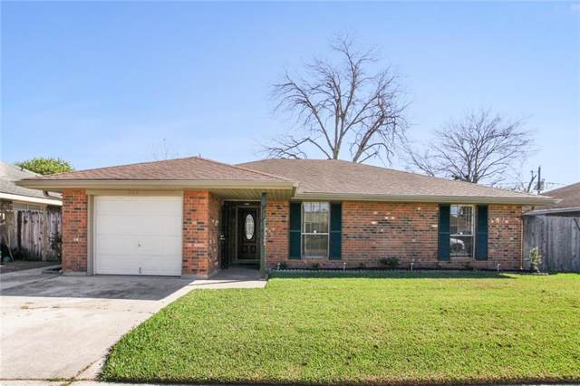 1113 Lee Street, Marrero, LA 70072 (MLS #2238276) :: Turner Real Estate Group