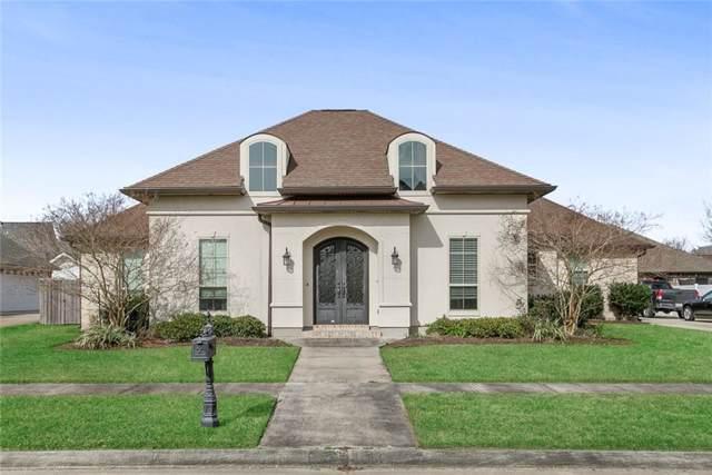 110 Gabrielle Lane, Destrehan, LA 70047 (MLS #2238353) :: Turner Real Estate Group