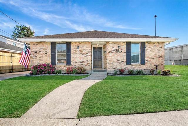 2517 Metairie Heights Avenue, Metairie, LA 70002 (MLS #2238379) :: Watermark Realty LLC