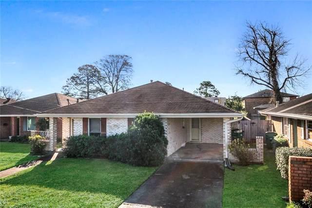 4936 Newlands Street, Metairie, LA 70006 (MLS #2238417) :: Inhab Real Estate