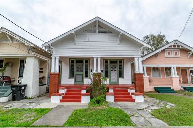 212 S Olympia Street, New Orleans, LA 70119 (MLS #2238526) :: Turner Real Estate Group