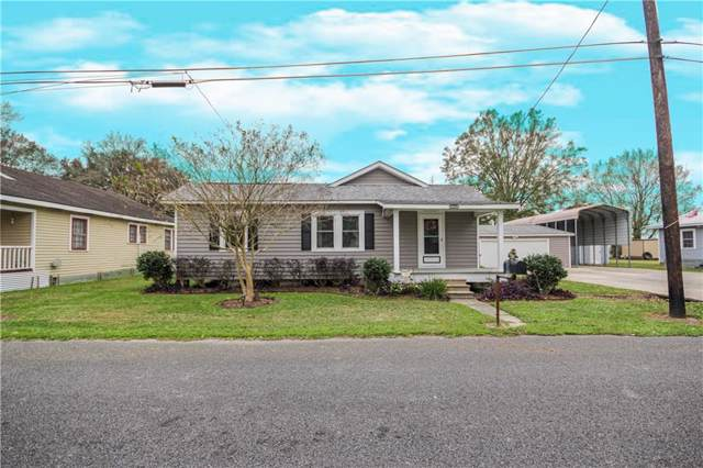 124 Gourgues Street, Hahnville, LA 70057 (MLS #2238549) :: Inhab Real Estate