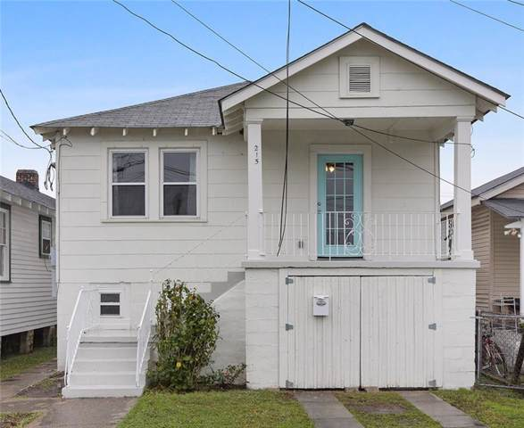 215 Governor Hall Street, Gretna, LA 70053 (MLS #2238588) :: Watermark Realty LLC