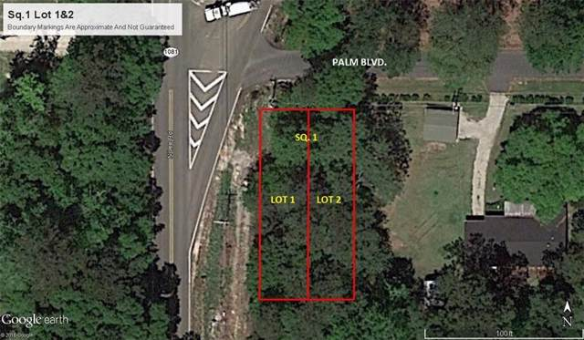 Lot 1&2 Palm Boulevard, Covington, LA 70433 (MLS #2238604) :: Turner Real Estate Group