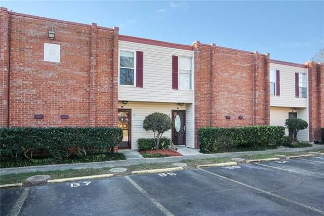 1401 Lake Avenue B6, Metairie, LA 70005 (MLS #2238625) :: Watermark Realty LLC