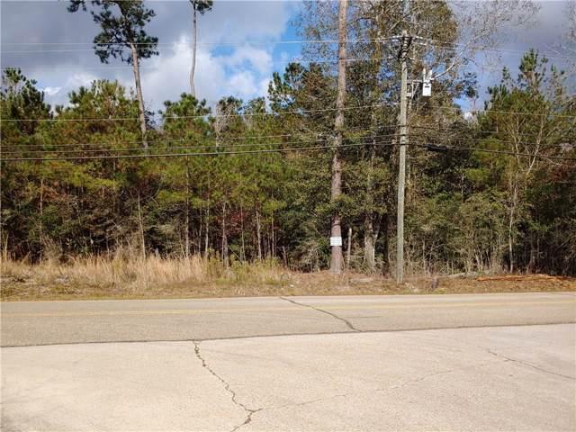 Hwy190 & INDIAN VILLAGE Road, Slidell, LA 70461 (MLS #2238657) :: Amanda Miller Realty