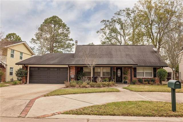 8801 Tanglewild Place, River Ridge, LA 70123 (MLS #2238785) :: Turner Real Estate Group