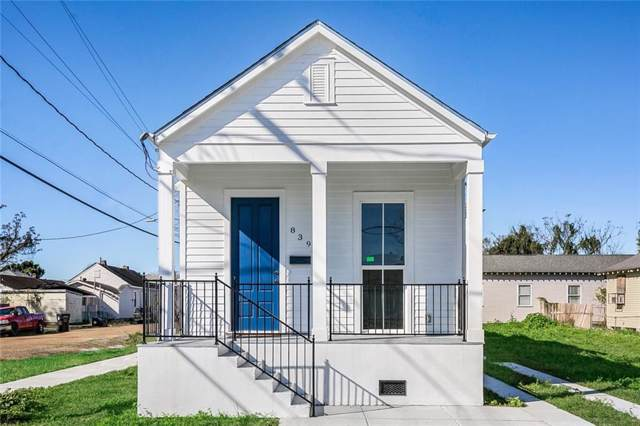 839 Belleville Street, New Orleans, LA 70114 (MLS #2238866) :: Crescent City Living LLC