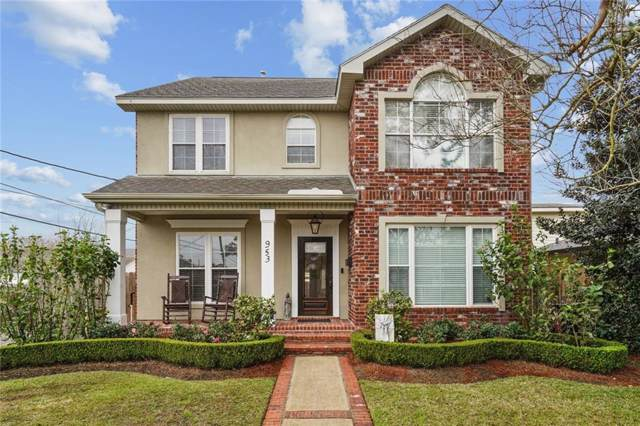 953 Bragg Street, New Orleans, LA 70124 (MLS #2238872) :: Robin Realty