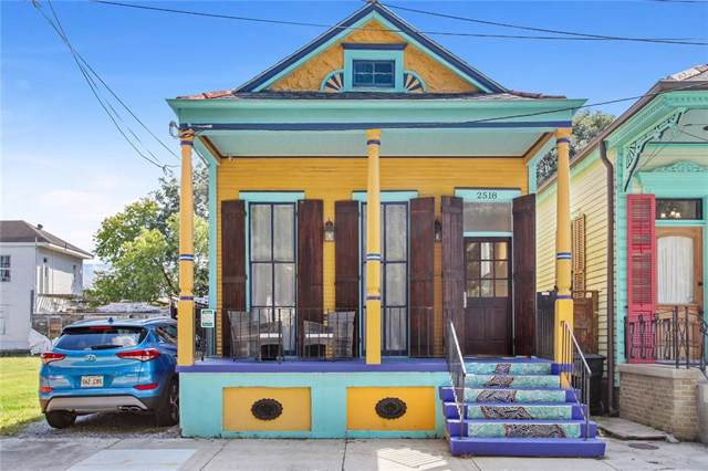 2518 N Rampart Street, New Orleans, LA 70117 (MLS #2238892) :: Turner Real Estate Group