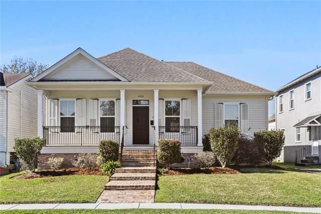 6416 Louis Xiv Street, New Orleans, LA 70124 (MLS #2238927) :: Parkway Realty