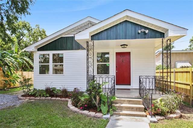 4531 Prairie Street, Metairie, LA 70001 (MLS #2239035) :: Inhab Real Estate