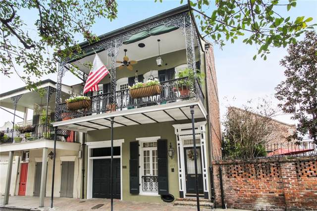 625 Governor Nicholls Street, New Orleans, LA 70116 (MLS #2239158) :: Robin Realty