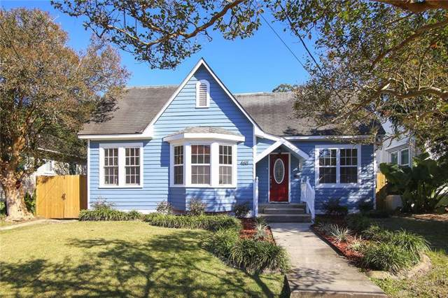 4611 Music Street, New Orleans, LA 70122 (MLS #2239291) :: Parkway Realty