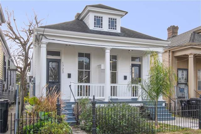 1721-23 Burdette Street, New Orleans, LA 70118 (MLS #2239297) :: Top Agent Realty