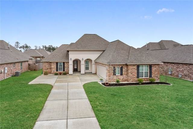 408 Walter Lane, Madisonville, LA 70447 (MLS #2239329) :: Top Agent Realty